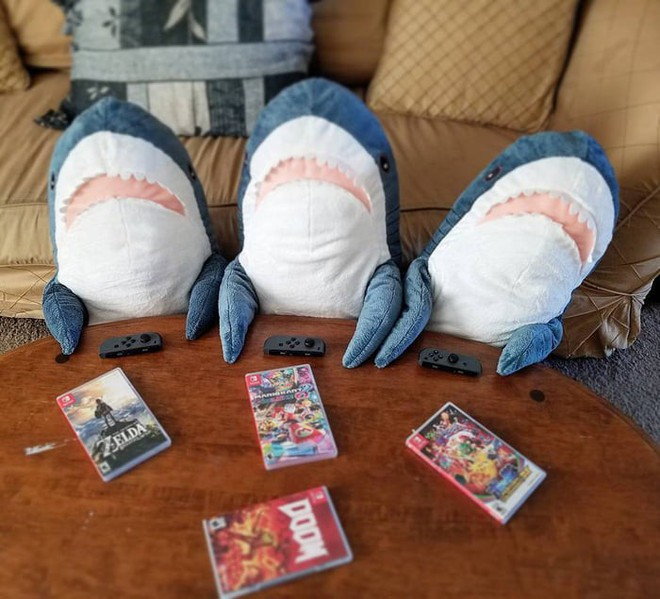 Gặp gỡ Blaha - Chú cá mập nhồi bông đến từ IKEA đang làm náo loạn mạng xã hội thế giới - Ảnh 6.