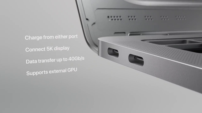 Apple ra mắt MacBook Air mới: Màn hình Retina, cảm biến vân tay Touch ID, 2 cổng USB-C, giá từ 1199 USD - Ảnh 7.