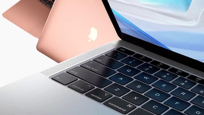 Apple ra mắt MacBook Air mới: Màn hình Retina, cảm biến vân tay Touch ID, 2 cổng USB-C, giá từ 1199 USD - Ảnh 3.