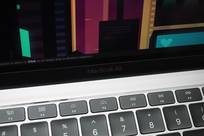 Cận cảnh MacBook Air 2018: Mọi thứ đều ổn trừ cấu hình quá yếu so với giá tiền - Ảnh 8.