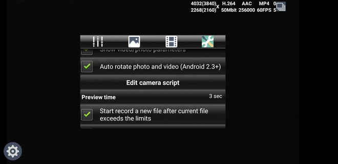 Cách mở khoá khả năng quay phim 4K@60fps mà Samsung ẩn đi trên S8/S8+ và Note 8 chính hãng Việt Nam - Ảnh 3.