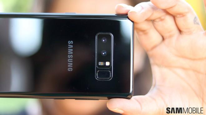 Cách mở khoá khả năng quay phim 4K@60fps mà Samsung ẩn đi trên S8/S8+ và Note 8 chính hãng Việt Nam - Ảnh 1.