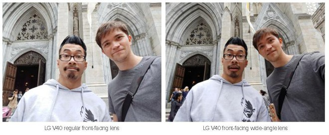 Đánh giá LG V40 ThinQ: Nhiều cải tiến cao cấp nhưng chưa thực sự xứng đáng với mức giá 1.000 USD - Ảnh 11.