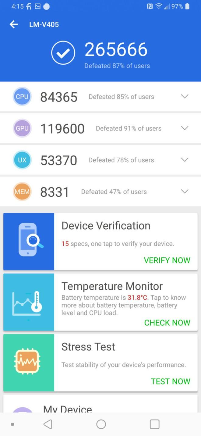 Đánh giá LG V40 ThinQ: Nhiều cải tiến cao cấp nhưng chưa thực sự xứng đáng với mức giá 1.000 USD - Ảnh 7.