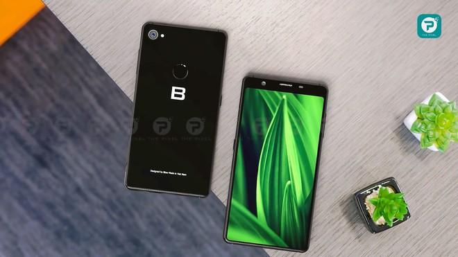 Youtuber Việt tiết lộ về Bphone 3 giá 6.99 triệu: Màn hình 6 inch tràn đáy, Snapdragon 636, camera đơn 12MP f/1.8, chống nước - Ảnh 9.