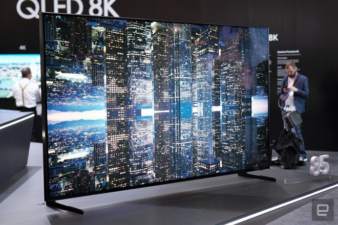 Vừa áp dụng chiến lược mới, Samsung đã đánh bại LG và Sony trên phân khúc TV cao cấp tại thị trường Mỹ - Ảnh 3.