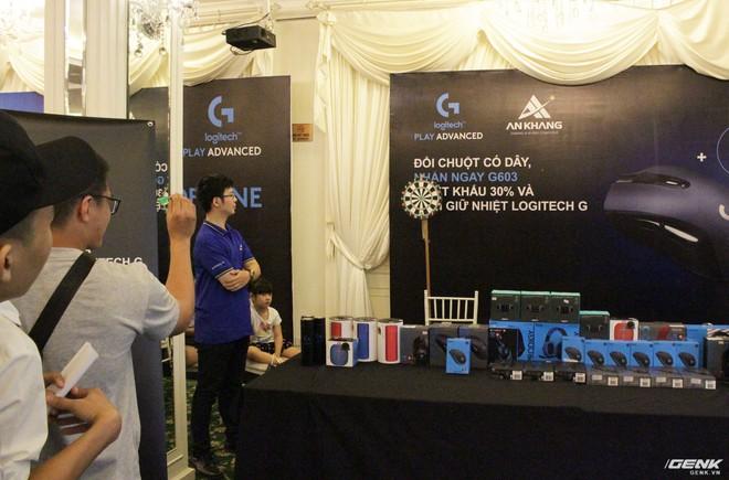 Logitech chính thức ra mắt sạc không dây PowerPlay và tai nghe G933 tại thị trường Việt Nam - Ảnh 11.