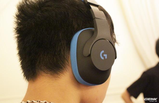 Logitech chính thức ra mắt sạc không dây PowerPlay và tai nghe G933 tại thị trường Việt Nam - Ảnh 12.