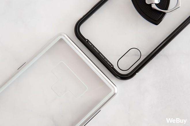 Ham rẻ mua ốp lưng nam châm giá 125.000 đồng cho Galaxy Note9, tôi nhận trái đắng ngay trong ngày đầu tiên sử dụng - Ảnh 16.