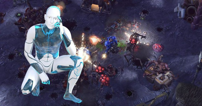 Tencent phát triển thành công 2 trí tuệ nhân tạo có khả năng đánh bại AI khó nhất trong StarCraft II - Ảnh 1.
