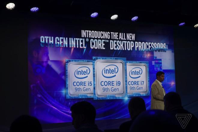 Intel công bố dòng chip thế hệ 9 mới nhất, bao gồm vi xử lý gaming Core i9 đỉnh cao - Ảnh 2.