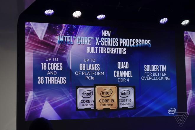 Intel công bố dòng chip thế hệ 9 mới nhất, bao gồm vi xử lý gaming Core i9 đỉnh cao - Ảnh 3.