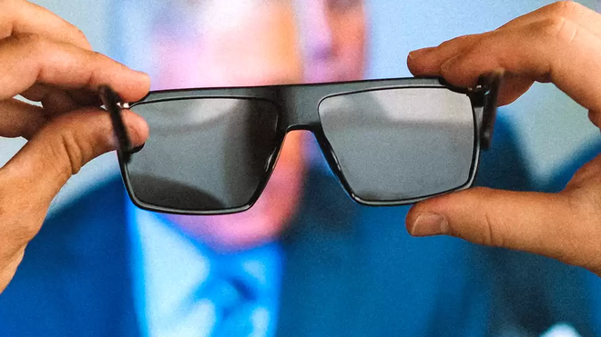 Đây là cặp kính chặn được các thể loại màn hình, cho phép bạn cắt đứt liên lạc với thế giới công nghệ - Ảnh 1.