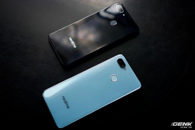 Thêm 1 thánh phá giá vừa đến Việt Nam: Realme tung 3 smartphone cấu hình ngon, camera kép nhưng giá sát ván với Xiaomi - Ảnh 2.