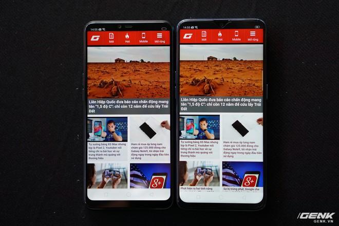 Ảnh thực tế Realme 2 Pro tại Việt Nam: thiết kế giống Oppo F9, chạy Snapdragon 660, RAM 8 GB nhưng giá dưới 7 triệu - Ảnh 20.