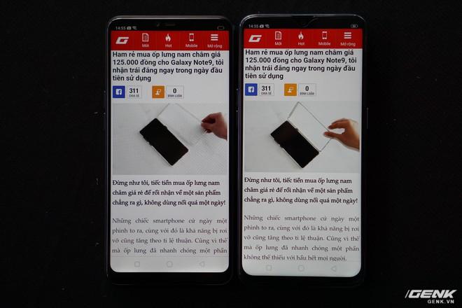 Ảnh thực tế Realme 2 Pro tại Việt Nam: thiết kế giống Oppo F9, chạy Snapdragon 660, RAM 8 GB nhưng giá dưới 7 triệu - Ảnh 21.