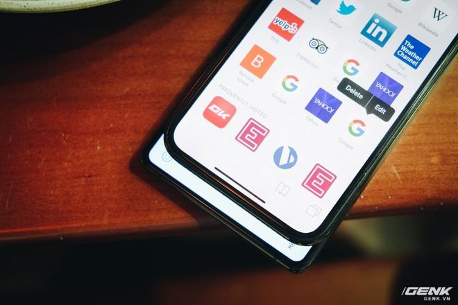 Đây là Bphone 3 với màn hình tràn đáy: Chiếc smartphone không cằm nhưng có trán thật là cao - Ảnh 4.