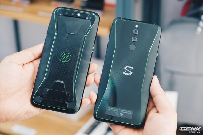 Trên tay smartphone chuyên game Black Shark Helo mới về VN: RAM 10GB, LED RGB, có sẵn tay cầm trong hộp - Ảnh 19.