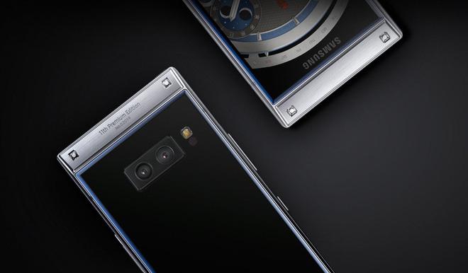 Samsung chính thức trình làng smartphone nắp gập W2019, hai màn hình, hai camera, chip Snapdragon 845 - Ảnh 3.