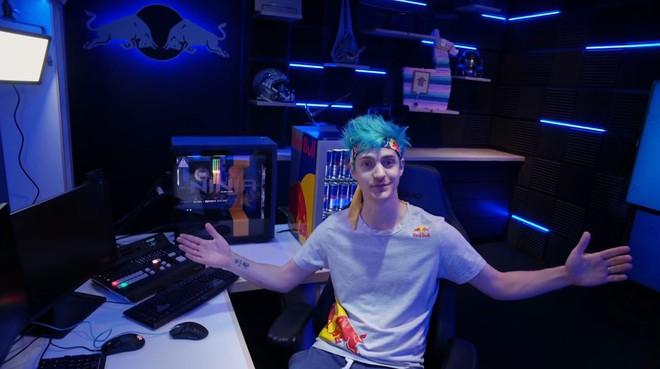 Bên trong studio của streamer nổi tiếng thế giới Ninja, khiến ai cũng mơ ước được ngồi chơi game ở đây một lần - Ảnh 6.