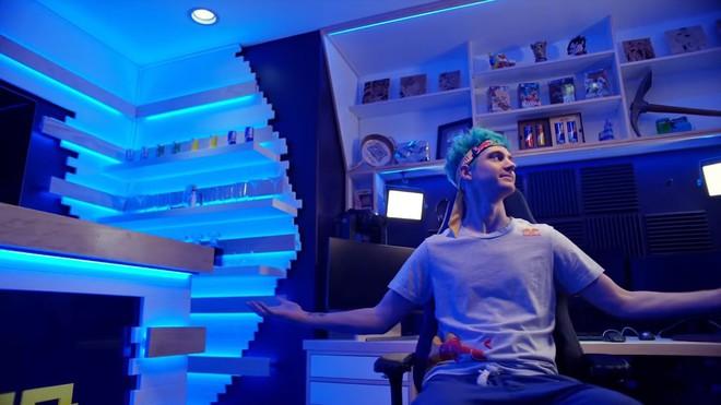 Bên trong studio của streamer nổi tiếng thế giới Ninja, khiến ai cũng mơ ước được ngồi chơi game ở đây một lần - Ảnh 10.