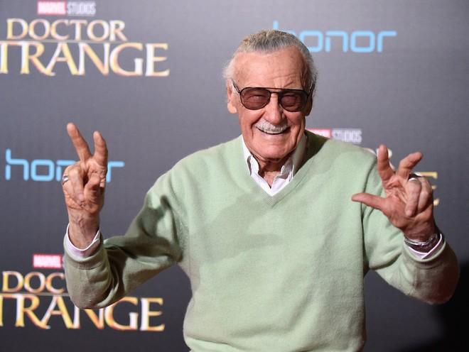 Tự nhận mình ít hiểu biết về khoa học, nhưng cụ Stan Lee đã tạo ra vũ trụ Marvel bằng cảm hứng khoa học - Ảnh 4.