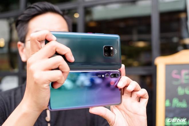 Trải nghiệm ảnh trắng đen trên Huawei P20 Pro và Huawei Mate 20 Pro: sự ra đi của camera Monochrome có phải là điều đáng tiếc? - Ảnh 1.