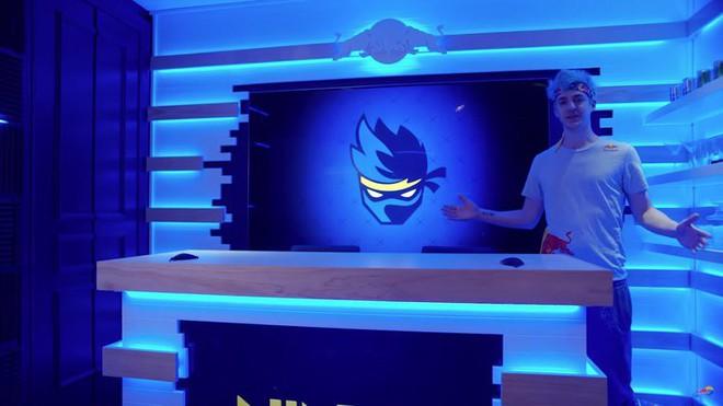Bên trong studio của streamer nổi tiếng thế giới Ninja, khiến ai cũng mơ ước được ngồi chơi game ở đây một lần - Ảnh 3.