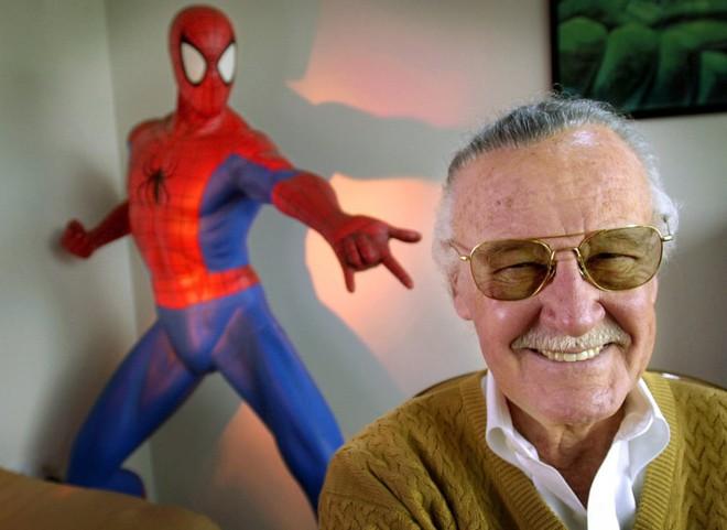 Những cột mốc đáng nhớ trong sự nghiệp của Stan Lee - người tạo ra những siêu anh hùng - Ảnh 11.