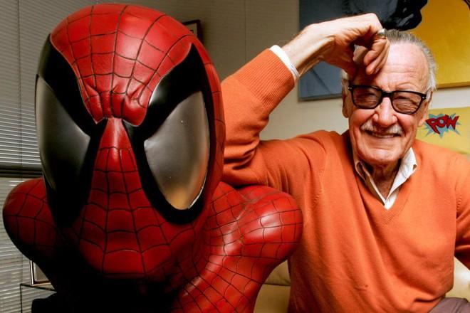 Những cột mốc đáng nhớ trong sự nghiệp của Stan Lee - người tạo ra những siêu anh hùng - Ảnh 15.