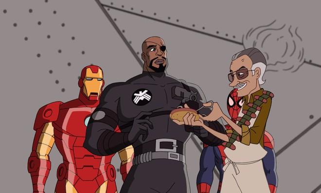 Những cột mốc đáng nhớ trong sự nghiệp của Stan Lee - người tạo ra những siêu anh hùng - Ảnh 16.