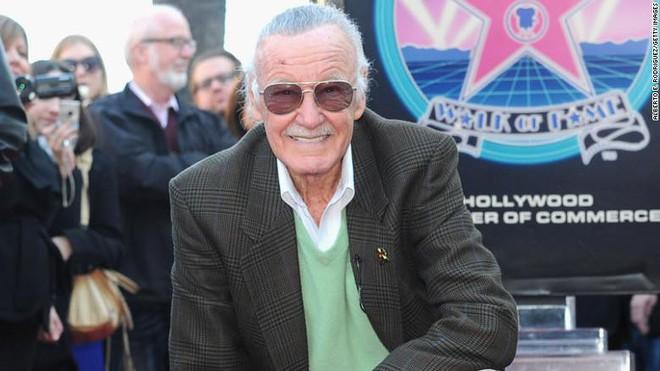 Những cột mốc đáng nhớ trong sự nghiệp của Stan Lee - người tạo ra những siêu anh hùng - Ảnh 17.