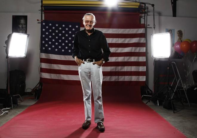Những cột mốc đáng nhớ trong sự nghiệp của Stan Lee - người tạo ra những siêu anh hùng - Ảnh 18.