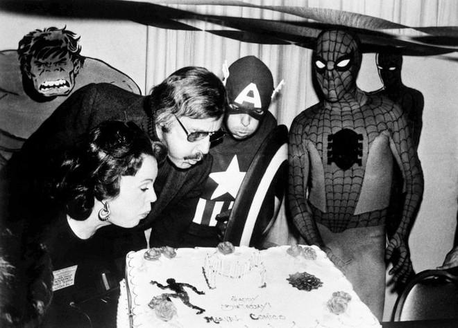 Những cột mốc đáng nhớ trong sự nghiệp của Stan Lee - người tạo ra những siêu anh hùng - Ảnh 4.
