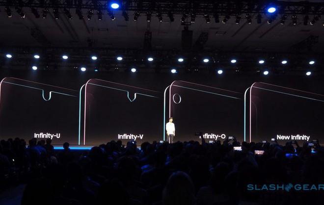 Galaxy S10 không phải là chiếc smartphone đầu tiên có màn hình nốt ruồi mà là Galaxy A70 và A90? - Ảnh 1.