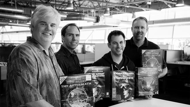 Huyền thoại Command & Conquer và Red Alert sẽ được làm lại với đồ họa 4K, do chính những nhân sự cũ phát triển - Ảnh 2.