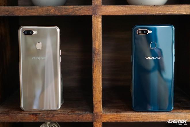 Trên tay OPPO A7: thiết kế đẹp, mặt lưng thủy tinh hữu cơ, cấu hình tầm trung, giá 6 triệu - Ảnh 14.