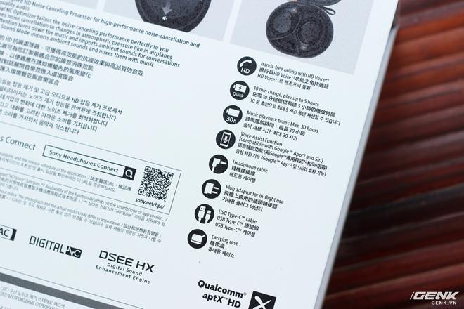 Đánh giá tai nghe Sony WH-1000XM3: chống ồn bá đạo, 10 phút sạc 5 giờ nghe nhạc, giá rẻ hơn phiên bản cũ 500 ngàn đồng! - Ảnh 2.
