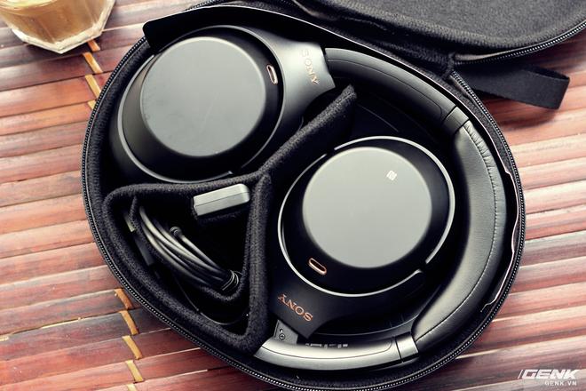 Đánh giá tai nghe Sony WH-1000XM3: chống ồn bá đạo, 10 phút sạc 5 giờ nghe nhạc, giá rẻ hơn phiên bản cũ 500 ngàn đồng! - Ảnh 19.