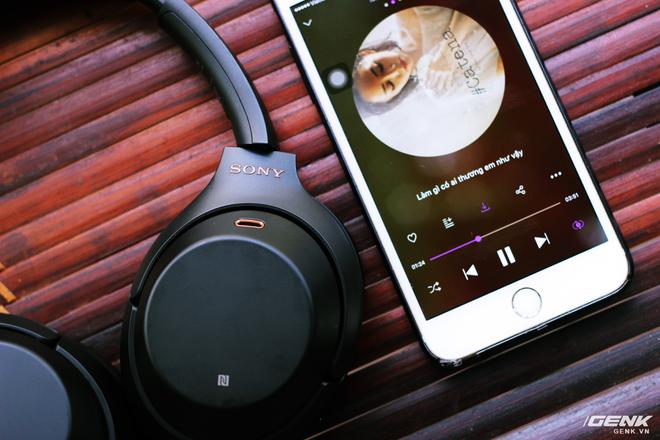 Đánh giá tai nghe Sony WH-1000XM3: chống ồn bá đạo, 10 phút sạc 5 giờ nghe nhạc, giá rẻ hơn phiên bản cũ 500 ngàn đồng! - Ảnh 17.