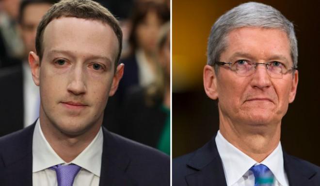 Mark Zuckerberg cấm các giám đốc cấp cao của Facebook sử dụng iPhone, nguyên nhân là do Tim Cook - Ảnh 2.