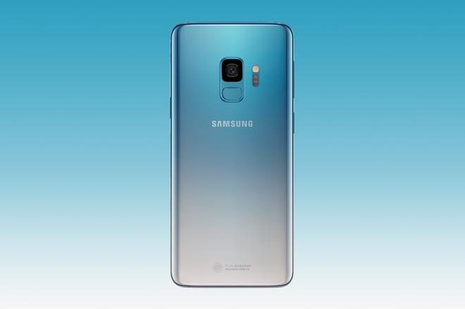 Tổng hợp những smartphone mang phong cách màu gradient ấn tượng nhất cho những ai mê cái đẹp - Ảnh 7.