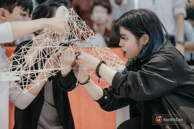 Sinh viên Kiến trúc gây bất ngờ khi tạo ra chiếc cầu siêu mỏng manh nhưng có sức đỡ nặng gấp 5000 lần - Ảnh 11.