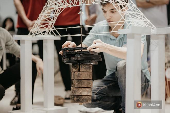 Sinh viên Kiến trúc gây bất ngờ khi tạo ra chiếc cầu siêu mỏng manh nhưng có sức đỡ nặng gấp 5000 lần - Ảnh 16.