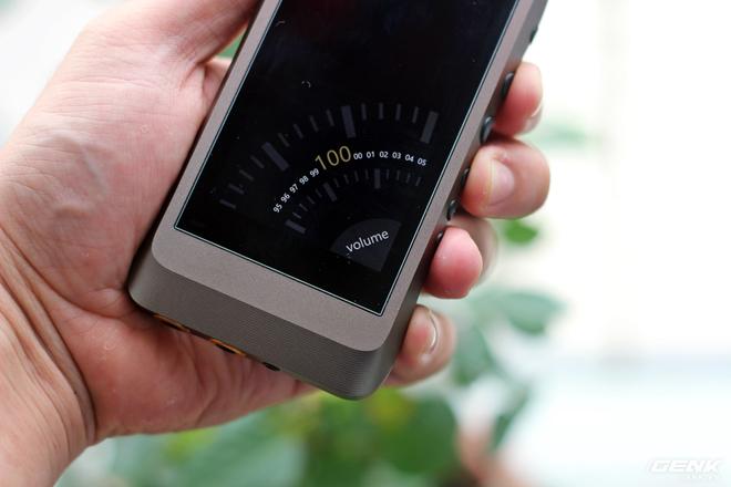 Trên tay máy nghe nhạc iBasso DX120 vừa về Việt Nam: có sạc nhanh, giải mã 32Bit/384kHz, chiến native DSD nhưng giá hơn 7 triệu đồng! - Ảnh 17.
