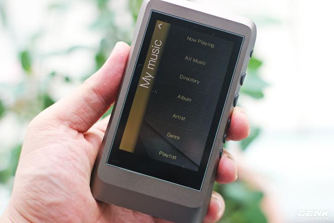 Trên tay máy nghe nhạc iBasso DX120 vừa về Việt Nam: có sạc nhanh, giải mã 32Bit/384kHz, chiến native DSD nhưng giá hơn 7 triệu đồng! - Ảnh 14.