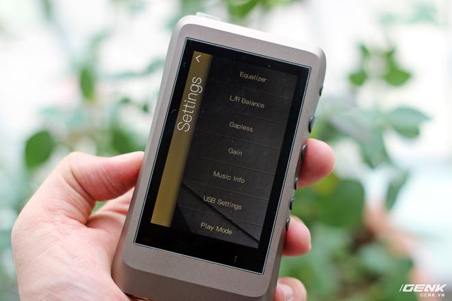Trên tay máy nghe nhạc iBasso DX120 vừa về Việt Nam: có sạc nhanh, giải mã 32Bit/384kHz, chiến native DSD nhưng giá hơn 7 triệu đồng! - Ảnh 15.
