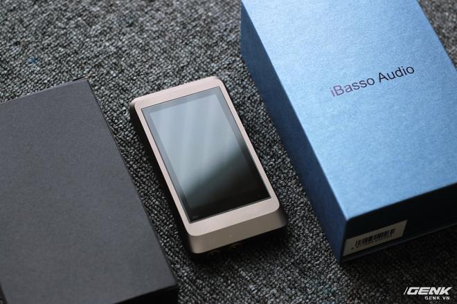 Trên tay máy nghe nhạc iBasso DX120 vừa về Việt Nam: có sạc nhanh, giải mã 32Bit/384kHz, chiến native DSD nhưng giá hơn 7 triệu đồng! - Ảnh 3.