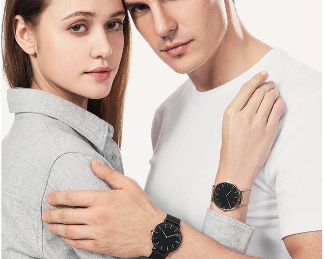 Xiaomi ra mắt đồng hồ TwentySeventeen phiên bản mới, máy thạch anh, siêu mỏng, giá chưa tới 600 ngàn - Ảnh 2.