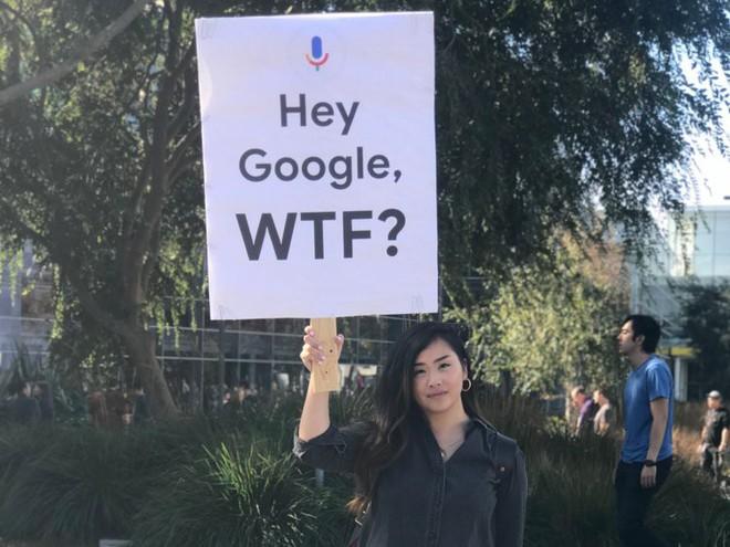 Nhân viên Google trên toàn thế giới bỏ việc, xuống đường biểu tình nhằm phản đối hành vi sai trái của công ty - Ảnh 37.